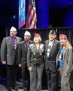 August - Legion National Convention