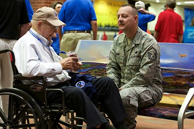 Talon's Out Honor Flight, June 4 2016