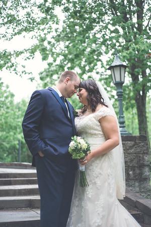 Mr. & Mrs. Peterson