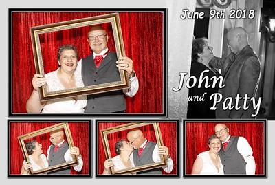 Patty and John's Wedding