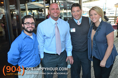 Interchanges Networking Event @ River City Brewing - 10.16.13