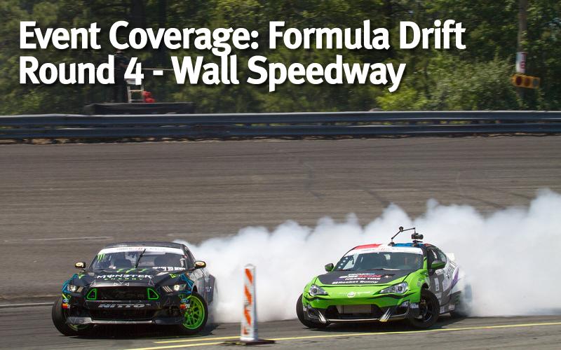 Formula Drift Wall Speedway