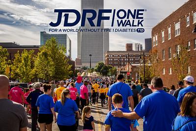 JDRF ONE WALK 2016