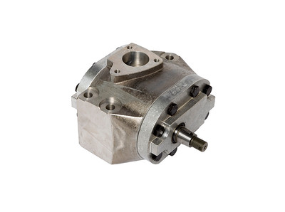 MF 26 27 36 81 SERIES BACK END MAIN HYDRAULIC PUMP