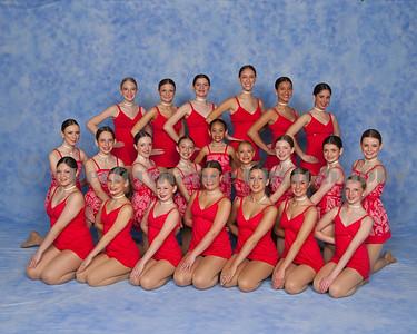Fine Lines Dance Company 2009