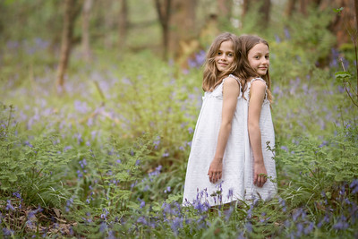 2018 - Family Norwood bluebell shoot 012