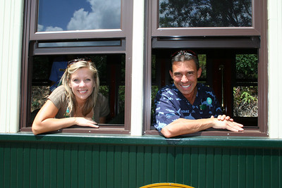 Train to Kuranda, Australia