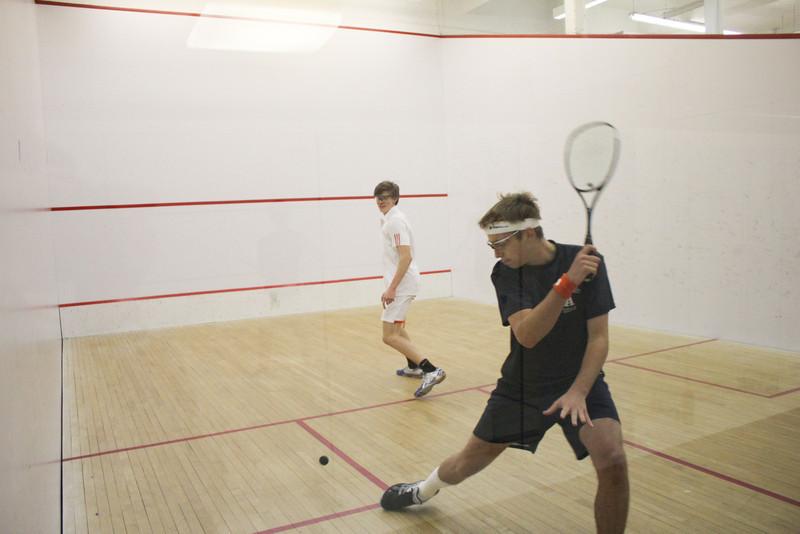 Boys Squash vs. Middlesex 1/12/13