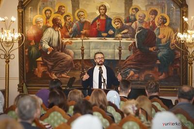 Концерт памяти Святителя Филарета