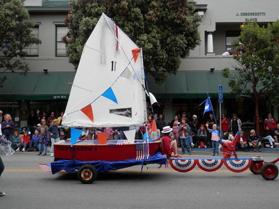 2012-07-04: Fourth of July Parade