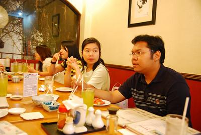 Party with Ann@Kuroda 13 Feb 08