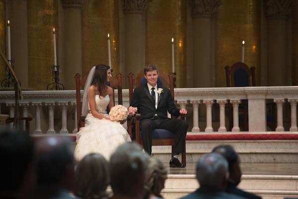 Colin and Rachel - ceremony