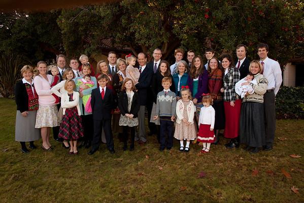 Whitman Family