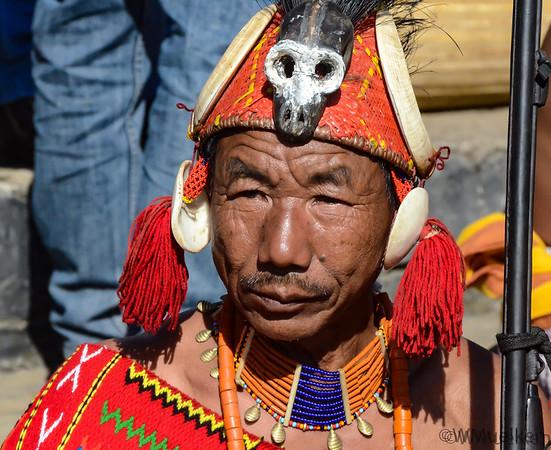 Nagaland, India - December 2012