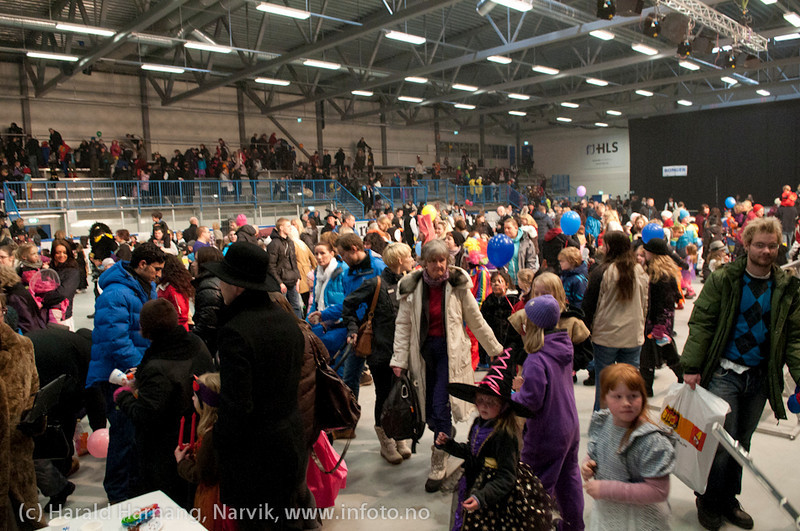 26.3 2011: Kostymetoget, arrangement på Nordkraft Arena med Sjørøverfest med kaptein Rødskjegg og følge. Brannalarm gikk mot slutten av forestillingen, problemfri og effektiv evakuering på 2 minutter og 1 sekund. Kun teknisk feil - viste det seg etterpå.