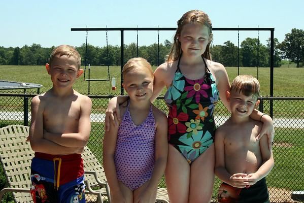Swim Lessons 2009