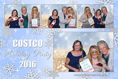 Costco Holiday Party 2015