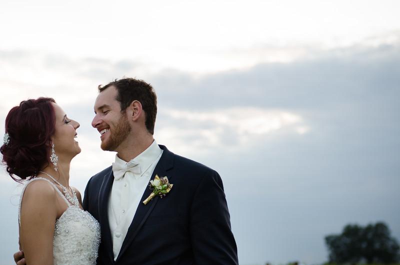 Hyslop Wedding