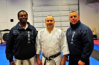 Edwards Shihan Seminar 2012