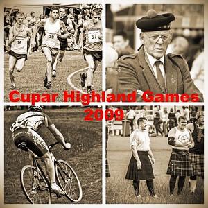 The 2009 Cupar Highland Games