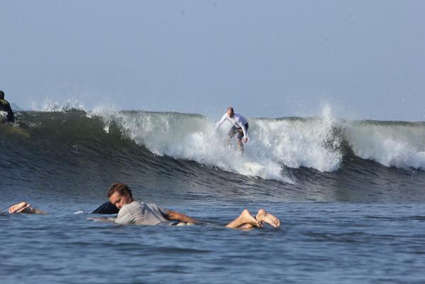 Surfing El Salvador Punta Mango