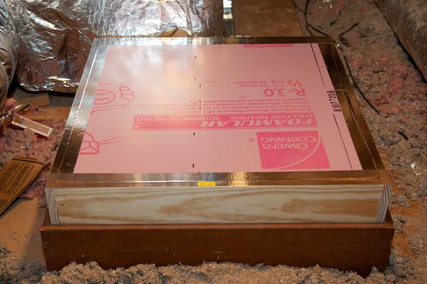 2010.12.12 Attic Fan Insulating Box