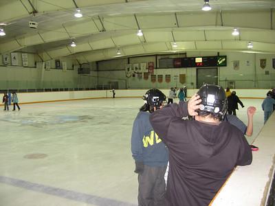 Bishop Belleau Skating 2010 January 12