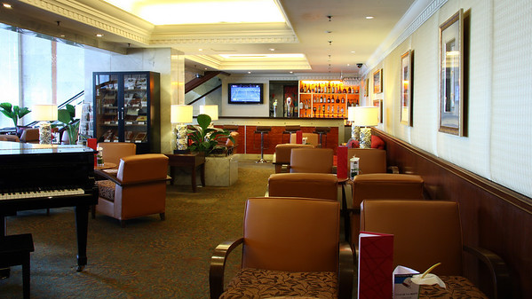 Traders Hotel - Lobby Lounge