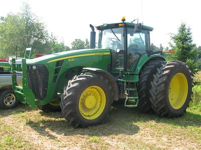 Norwich Optimist Tractor Pull