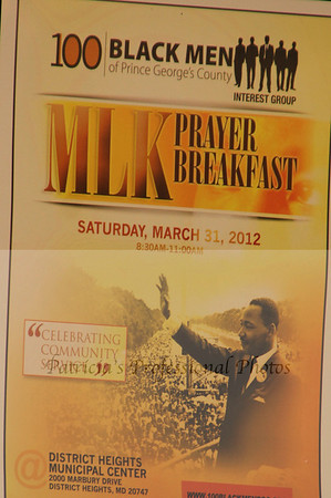 100 Black Men MLK Prayer Breakfast