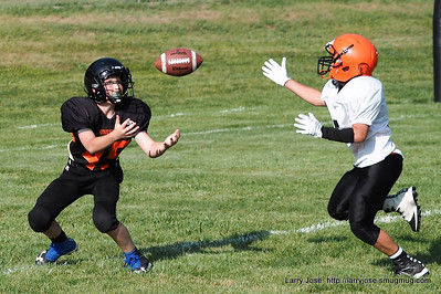 7th Grade Football vs Quincy