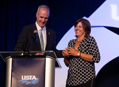 USTA Annual Meeting ITHF Awards