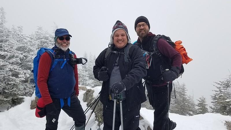 2020 January Mount Avalon