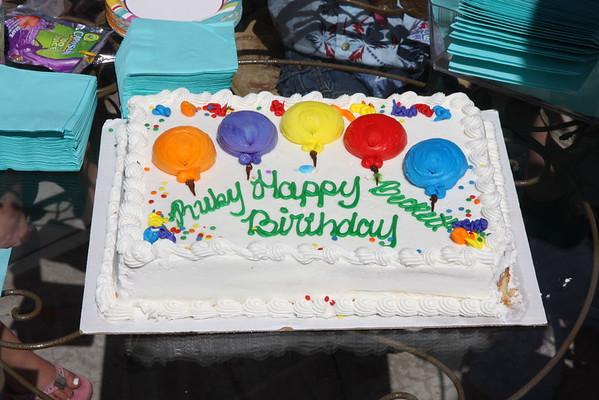2015 Ruby & Beckett's 2nd Birthday