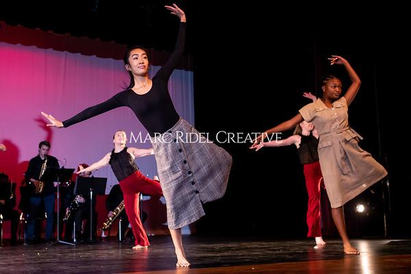 Broughton dance fusion dance rehearsal. November 15, 2019. D4S_0941