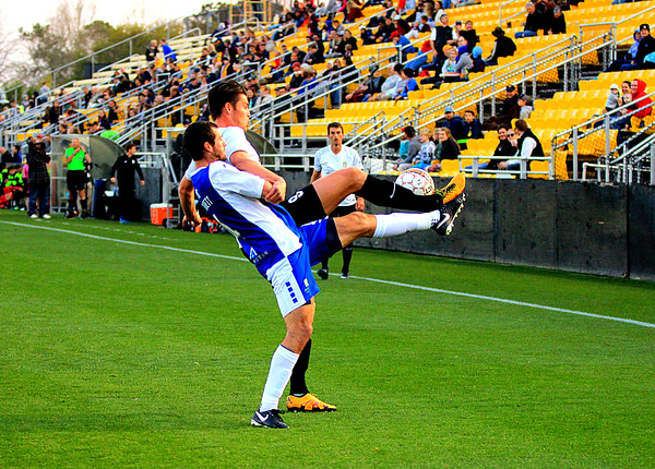 Charleston Battery vs Penn FC March24 2018