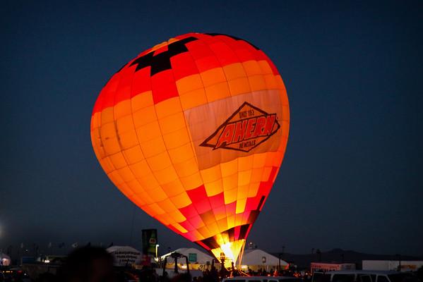 Balloon Fiesta, 2013