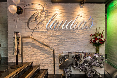 Claudia's Steakhouse Grand Opening