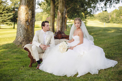 Barrie Country Club: Victoria and Matthew