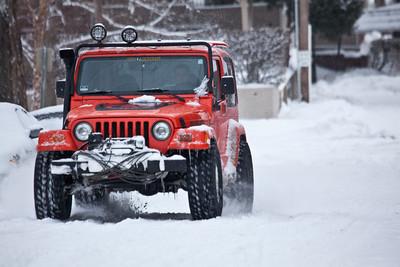 Tulsa 2011 Snowstorm