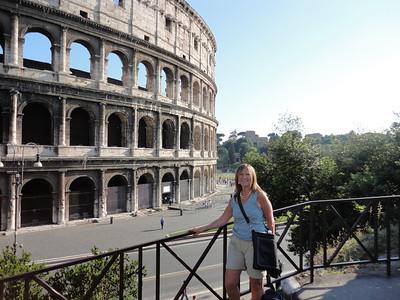 Rome & Mediterranean cruise 2012
