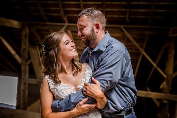 Mr. & Mrs. Penry