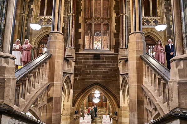 Rochdale Town Hall Wedding Photography - Kate and Robert