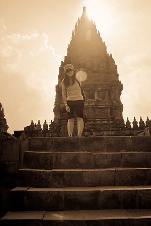 Java: Jogjakarta, Prambanan and Borobudur