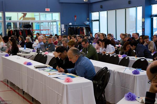 11-15-14 Quebec Regional Electoral Meeting
