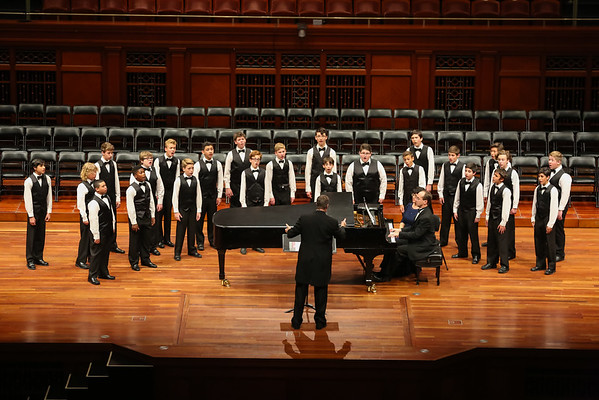 6. Bak Middle School of the Arts Boys Chorus