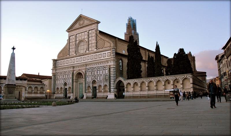 Church of Santa Maria Novella, Florence