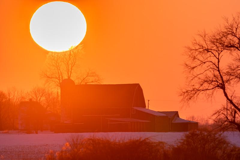 sunset over the Webber's barn 2-16-20-8.jpg