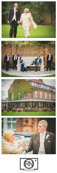 Lilian and Pauls Wedding in Bowburn Hall