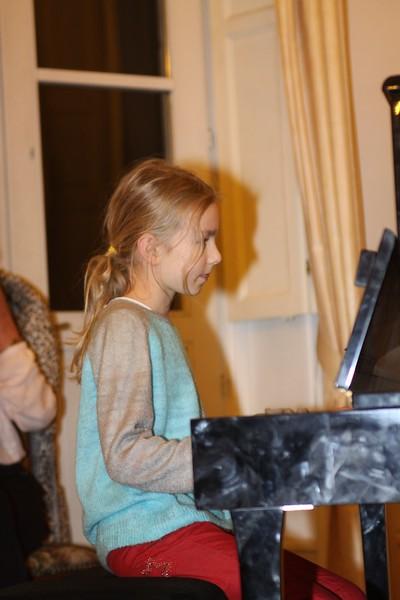 Audition Multi-classes de décembre  2014